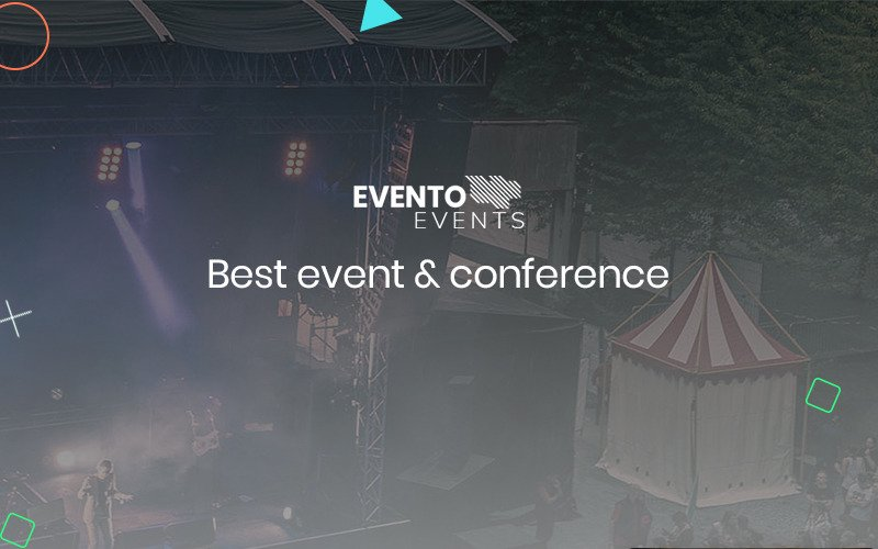 Evento - The Event Landing Page Template
