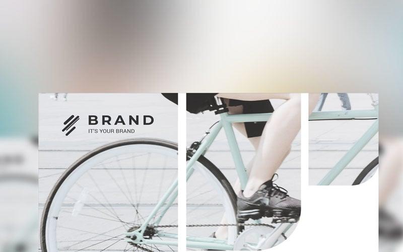 Brand - Minimals Flyer Vol_8 - Corporate Identity Template