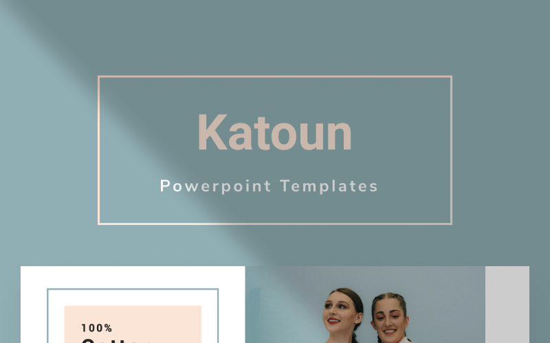 KATOUN PowerPoint Template