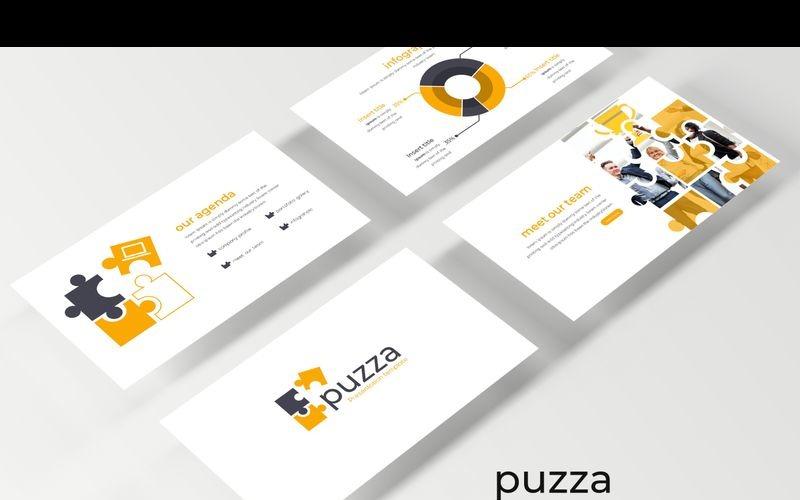 Puzza - Modèle Keynote