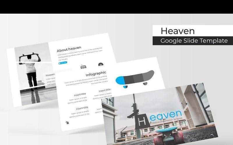Heaven Google-dia's