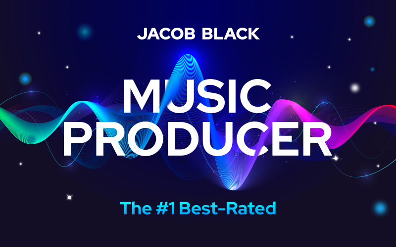 Jacob Black - utalentowany producent muzyczny Projekt strony internetowej Motyw WordPress