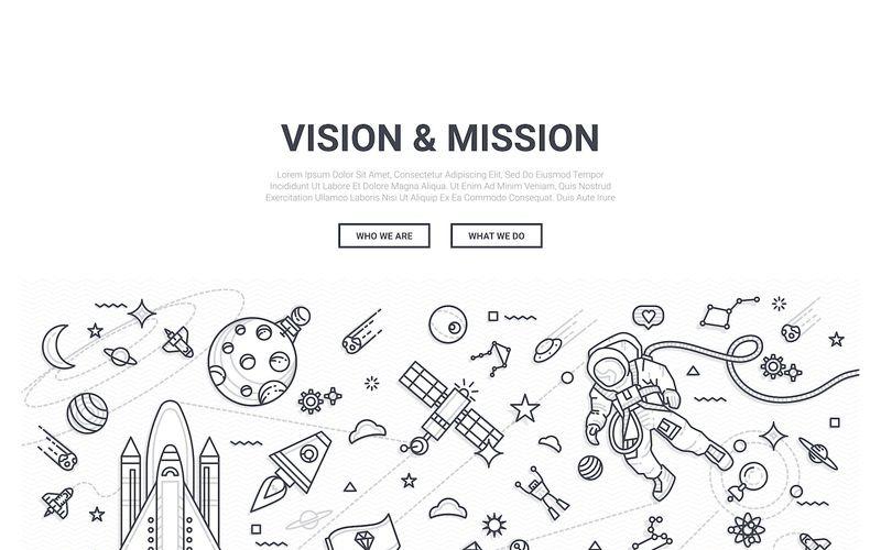 Doodle - Tło misji wizji