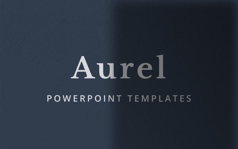 AUREL - Шаблоны презентаций PowerPoint