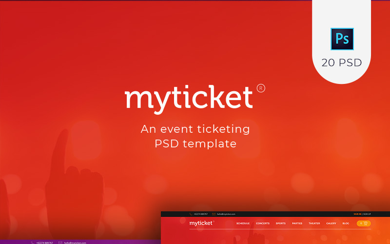 MyTicket: un modello PSD per l'emissione di biglietti per eventi