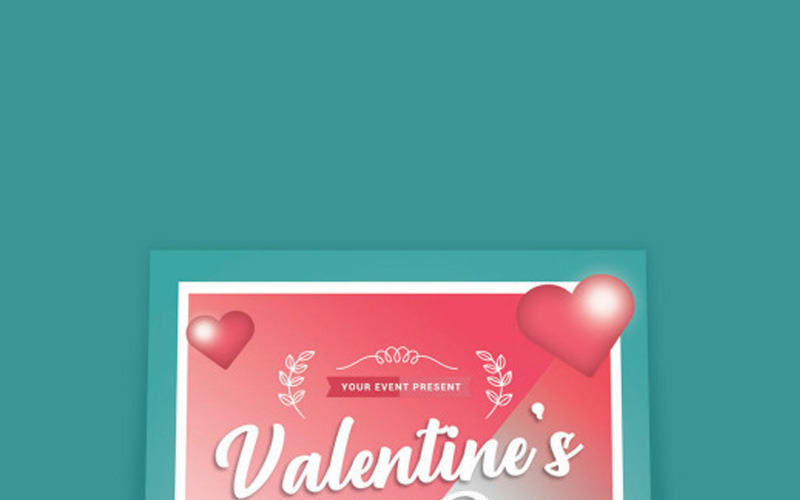 Valentines Day Party - Corporate Identity Template