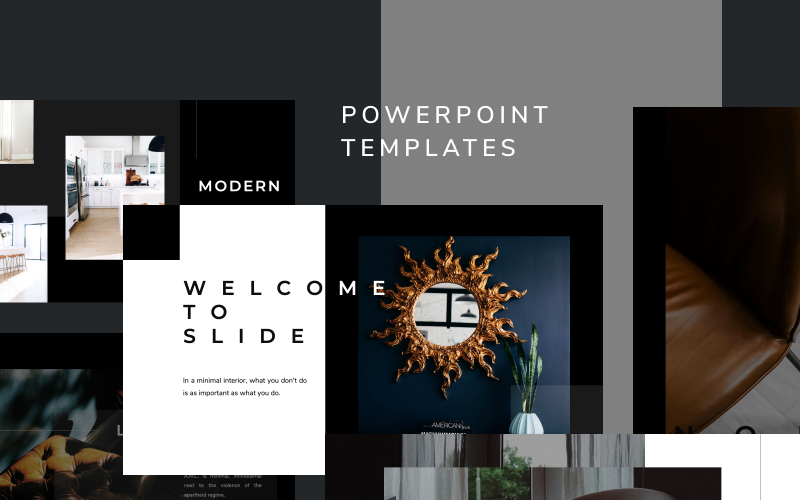 NORDH PowerPoint Template