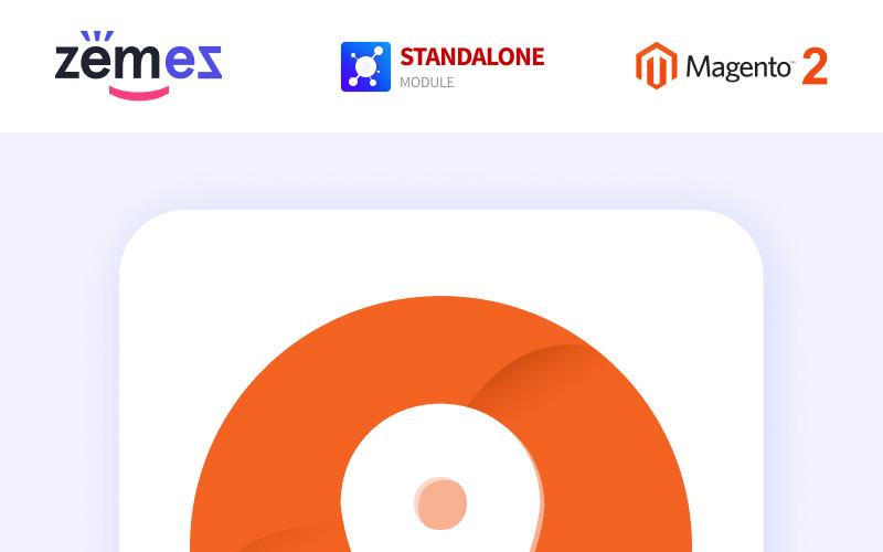 Zemez Google Map Magento扩展