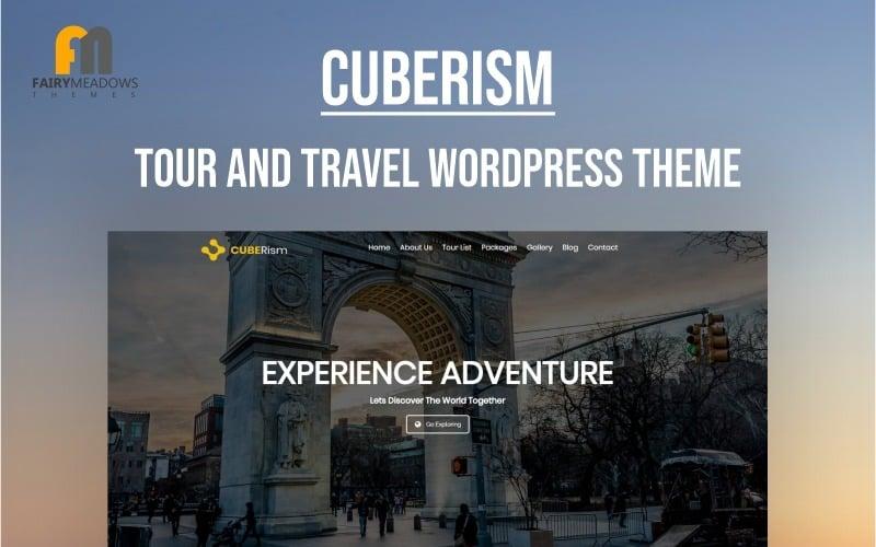 居伯主义-游览和旅行WordPress主题