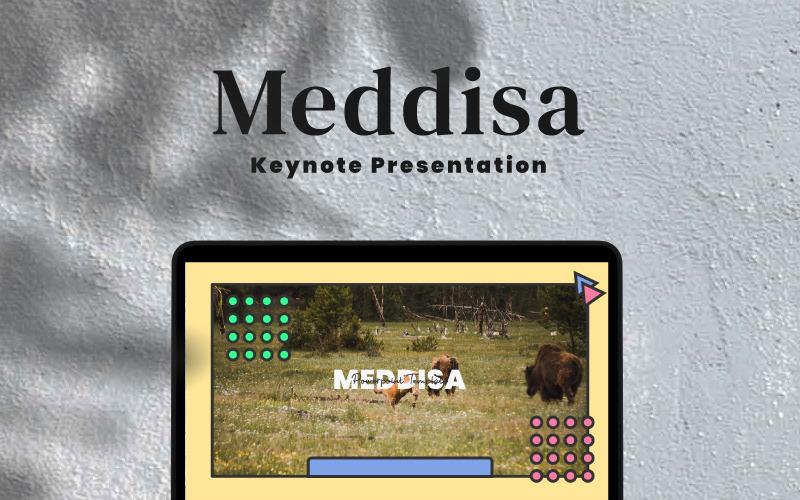 Meddisa - Plantilla de Keynote