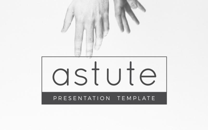 精明的多功能PowerPoint模板