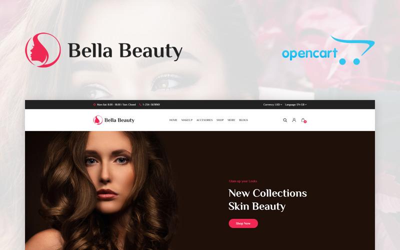 Bella responsieve OpenCart-sjabloon