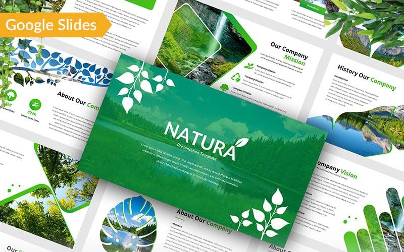 Natura - Natuur Google-dia's