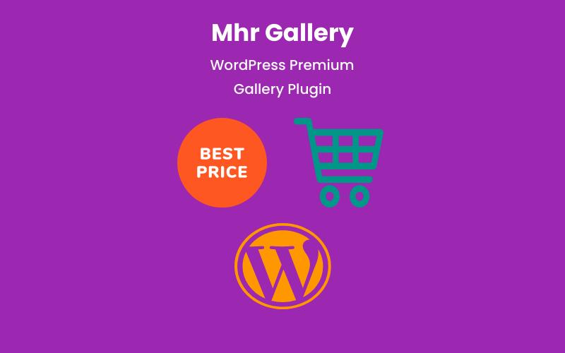Plugin WordPress pour galerie de photos et de vidéos MHR