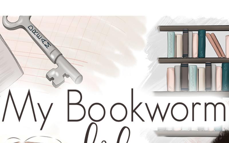 Imágenes Prediseñadas y patrones de My Bookworm Life - Ilustración