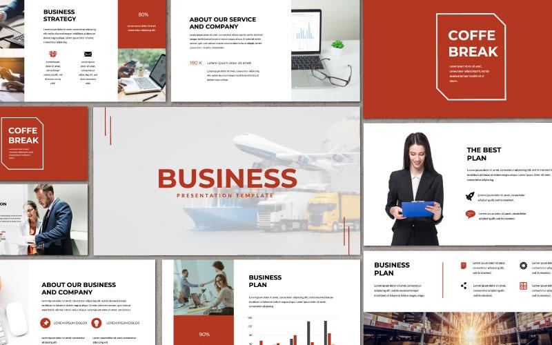Presentación de negocios Presentaciones de Google