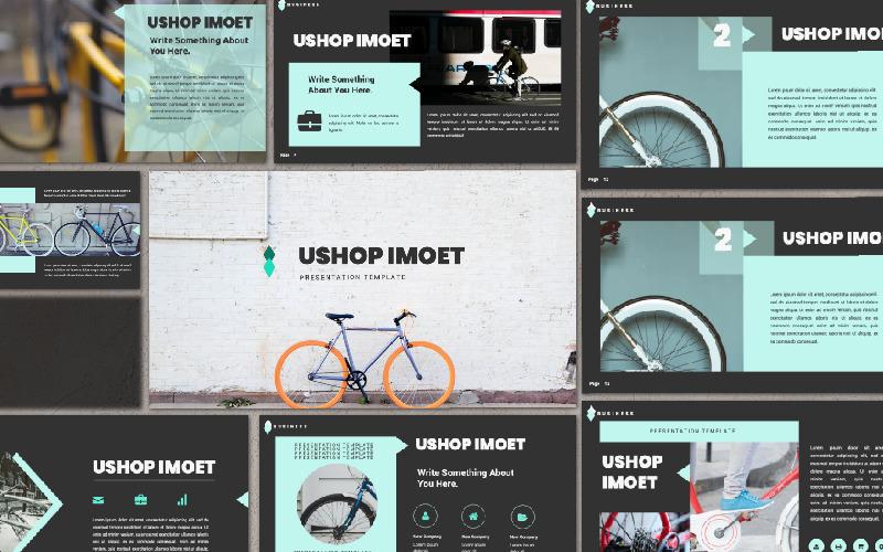 Presentación de Ushop imoet Presentaciones de Google