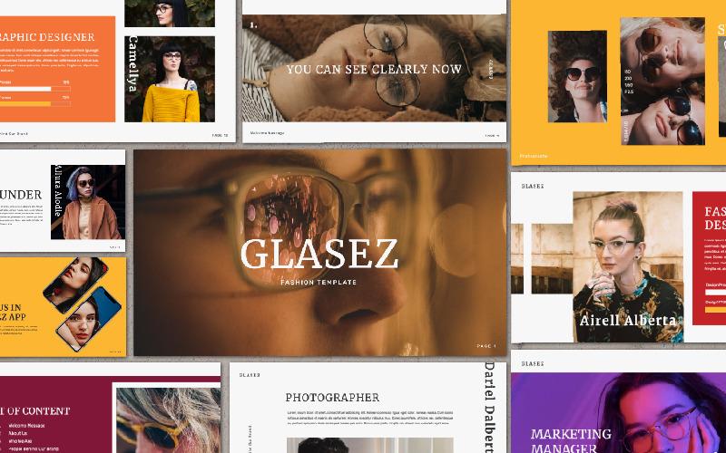 Presentación GLASEZ Google Slides
