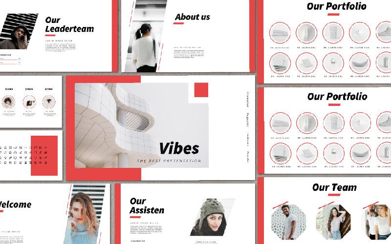 Presentación Vibes Presentaciones de Google