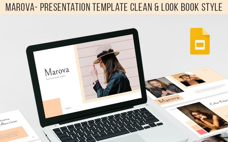 MAROVA - Presentaciones de Google