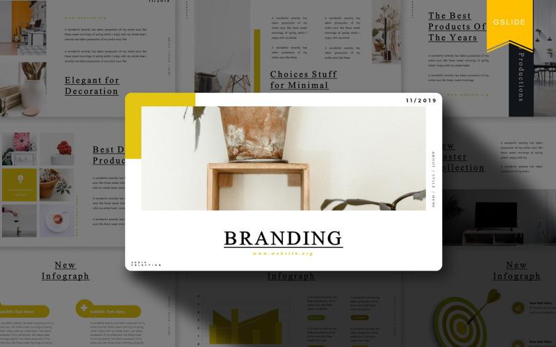 Branding | Presentaciones de Google
