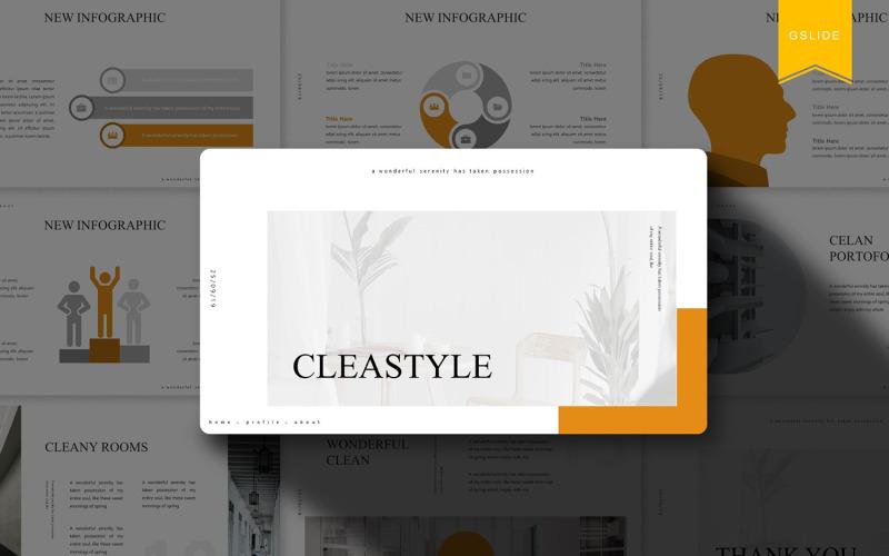 Cleastyle | Presentaciones de Google