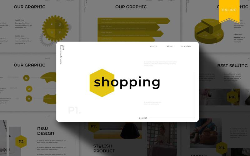 Compras | Presentaciones de Google