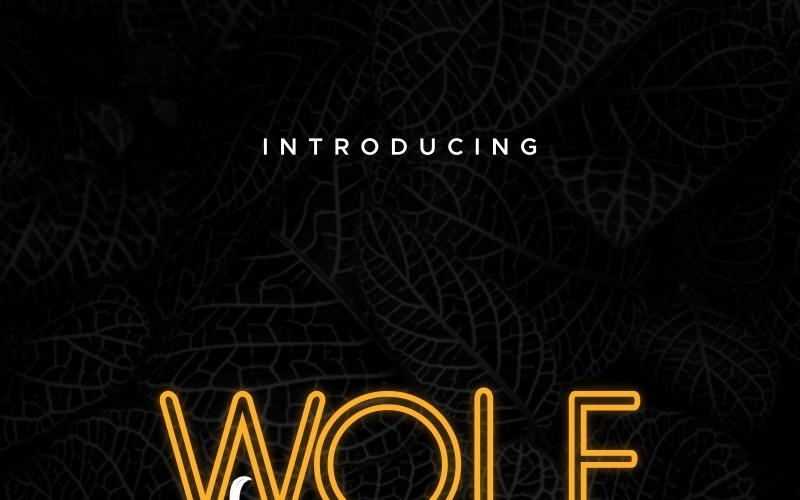 Fuente Wolf Rubeus