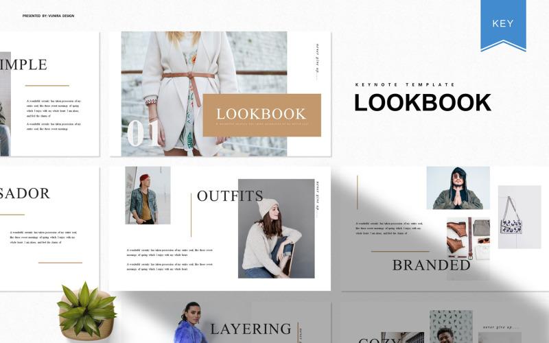 Lookbook - Plantilla de Keynote