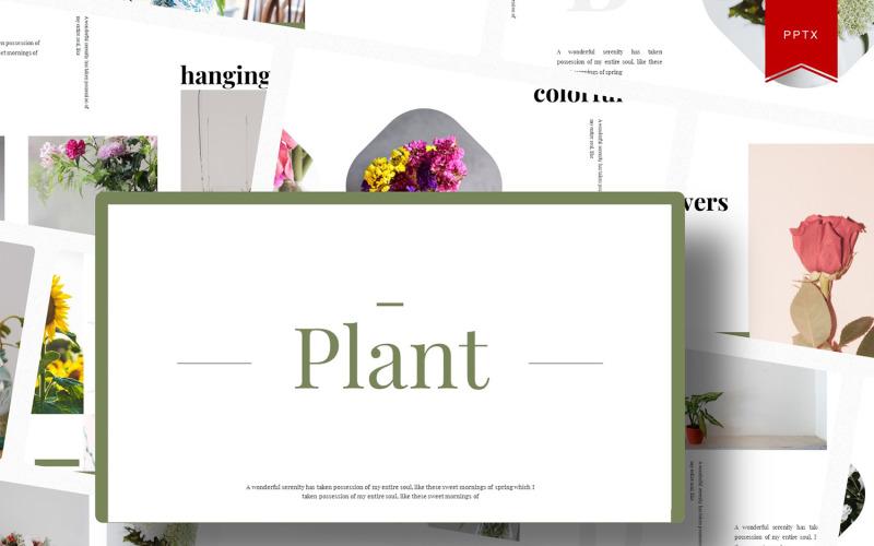 Planta | Plantilla de PowerPoint