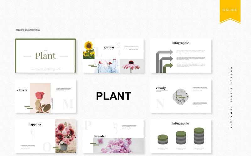 Planta | Presentaciones de Google