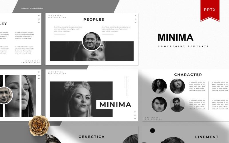 Minima | Plantilla de PowerPoint