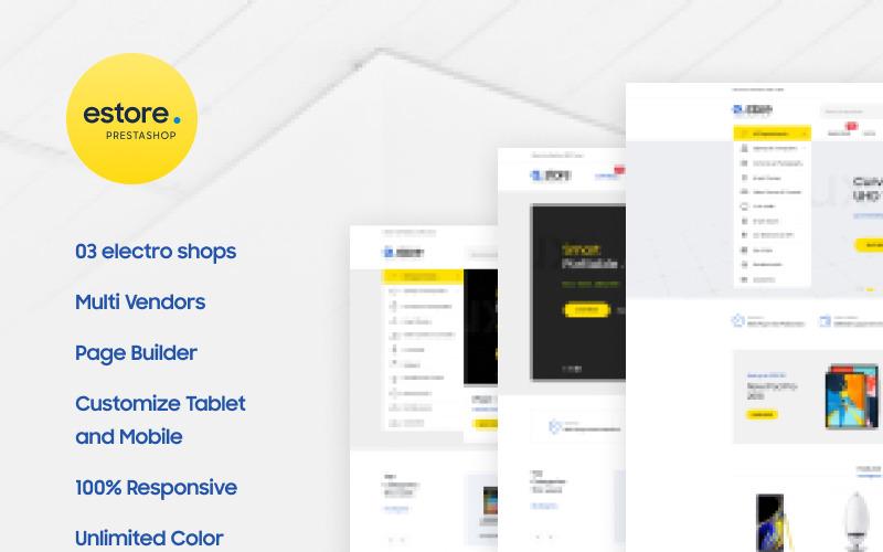 Gstore - Marketplace pro téma PrestaShop pro více dodavatelů