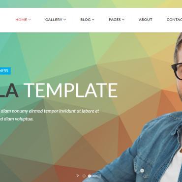 Купить  пофессиональные Joomla шаблоны. Купить шаблон #80117 и создать сайт.