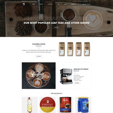 Купить  пофессиональные Shopify шаблоны. Купить шаблон #80147 и создать сайт.