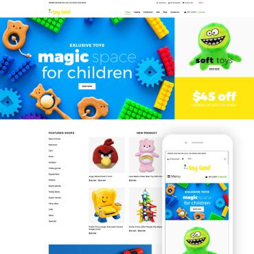 Купить  пофессиональные Shopify шаблоны. Купить шаблон #80148 и создать сайт.