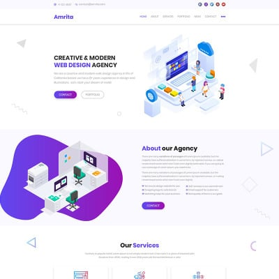 128+ Best Finance WordPress Themes 2019 | TemplateMonster