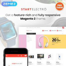 Best Free Magento Themes Templatemonster