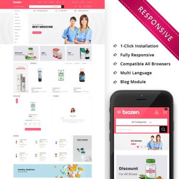 Купить  пофессиональные PrestaShop шаблоны. Купить шаблон #80215 и создать сайт.