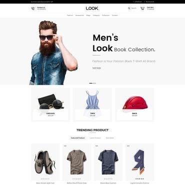 Купить  пофессиональные Shopify шаблоны. Купить шаблон #80251 и создать сайт.