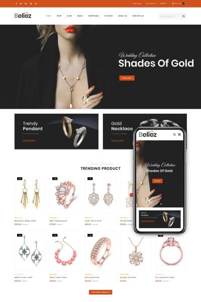 Beliez - Jewelry Shop