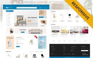 Martech - Furniture Store OpenCart Template