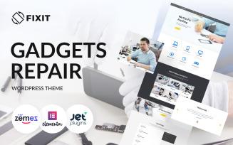 Fixit - Gadgets Repair Multipurpose Modern WordPress Elementor Theme