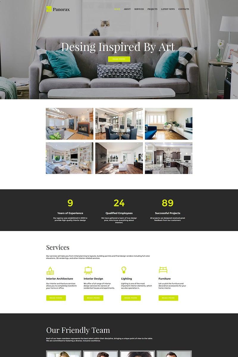 Panorax - Interior Design №80374