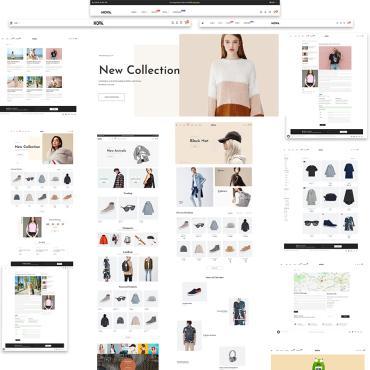 Купить  пофессиональные Shopify шаблоны. Купить шаблон #80429 и создать сайт.
