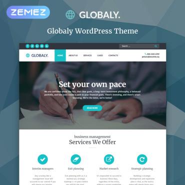 Купить  пофессиональные WordPress темы. Купить шаблон #80473 и создать сайт.