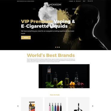 Купить  пофессиональные Shopify шаблоны. Купить шаблон #80482 и создать сайт.