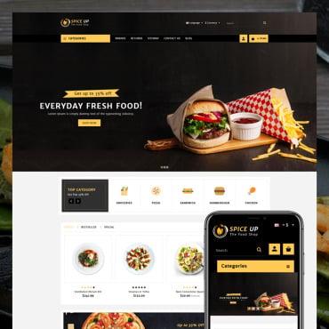 Купить  пофессиональные OpenCart шаблоны. Купить шаблон #80492 и создать сайт.