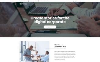 Commuz - Business Multipurpose Modern WordPress Elementor Theme
