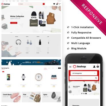Купить  пофессиональные WooCommerce шаблоны. Купить шаблон #80503 и создать сайт.